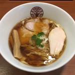 71725490 - 「鶏醤油らぁ麺」750円