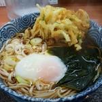 そば処 大吉田 - 温泉卵が良い