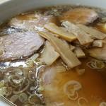 中華そば専門店 勝や - 料理写真:チャーシュー麺