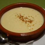 スペイン料理銀座エスペロ - マドリード風カスタードクリーム