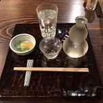 室町砂場 - 蔵人 純米酒
