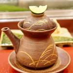 すし処 宮葉 - ☆三重県産 松茸土瓶蒸し