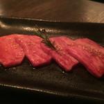 鉄板焼きgrow - イチボ 1,000円