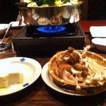 7173570 - もつ鍋 辛口味噌味。5種類ぐらいから選べる