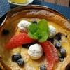 森のVoiVoi - 料理写真:朝食でもダッチパンケーキ♪