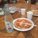 けやきピザ - 料理写真: