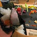 板バ酒バ魚 -