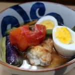 家庭料理 小川 - 夏おでん