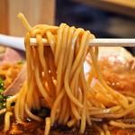 サバ6製麺所 - 中華そば(麺)