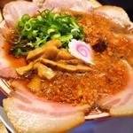 サバ6製麺所 - 中華そば 肉増し