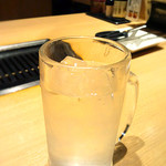白雲台 - キムチチゲ定食