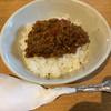 麦 kamiuma ASAHIYA - 料理写真:特製ドライカレー