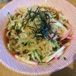 麦 kamiuma ASAHIYA - ぶっかけたぬき