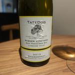 71736111 - Tatedog Wisner Vineyard 2013 Chardonnay