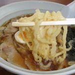 だいしん亭 - 麺