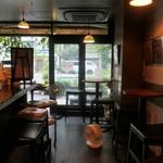 カンダコーヒー - 店内模様