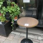 カンダコーヒー - 店頭