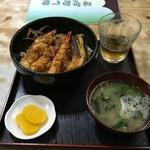 美濃吉 - 料理写真:天丼