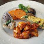 トラットリア ダ ゴイーノ - 料理写真:前菜の盛り合わせ
