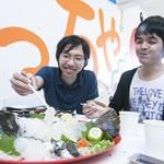 丸栄鮮魚店 - 美味しさのあまり、笑顔がこぼれます。