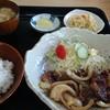 お食事処たなか - 料理写真:牛バラ焼き定食