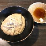 ざる蕎麦せと - そばがき(姫玉)税込400円