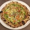 ピッツェリア グランデ バッボ - 料理写真:フレッシュトマトと甲イカのジェノベーゼ