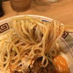 71742133 - 冷し坦々麺 麺アップ
