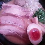 71743250 - 特製鶏だしらーめん1100円