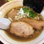 零一弐三 - 煮干しラーメン