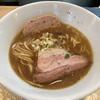 馬鹿坊 - 料理写真:醤油鶏そば(800円)