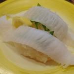 廻鮮寿司錦 - エンガワ