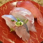 廻鮮寿司錦 - 鮮魚づくし
