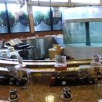 廻鮮寿司錦 - 店内の雰囲気