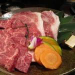 和牛焼肉 牛源 - 1枚肉&イチボ(期間限定品)