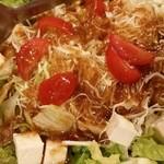 みやこ鳥 - サラダ(宴会)