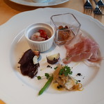 COVA TOKYO - 前菜
