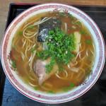 とり源 - ラーメンセットのラーメン