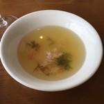 71746746 - 土曜のスペシャルセット スープ