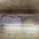 宮野目特産物直売所 案山子 - 2017年8月。焼プリン大福。1パック324円。
