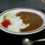 朝昼晩 - カレーライス500円