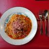 アムール - 料理写真:パスタ トマトソース