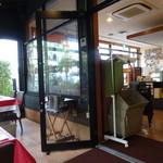 Patisserie &Restaurant Amour - 内観