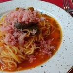 Patisserie &Restaurant Amour - パスタ トマトソース