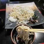 渡邊 - 蕎麦を手繰る