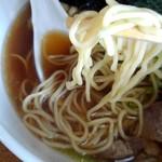 らーめんのくち - 麺