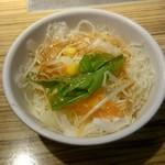 寿恵比呂 - サラダ