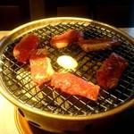 寿恵比呂 - 炭火焼き