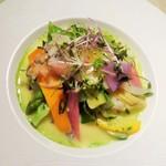 71751547 - 温野菜のガルグイユ