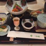 ホテル河内屋 - 料理写真: